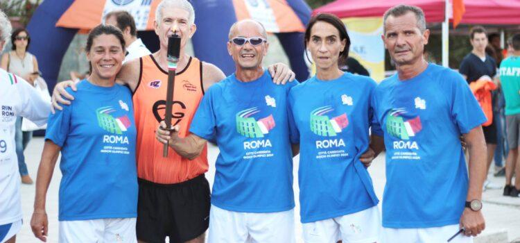RUN WITH ROMA 2024 – Storica giornata di sport