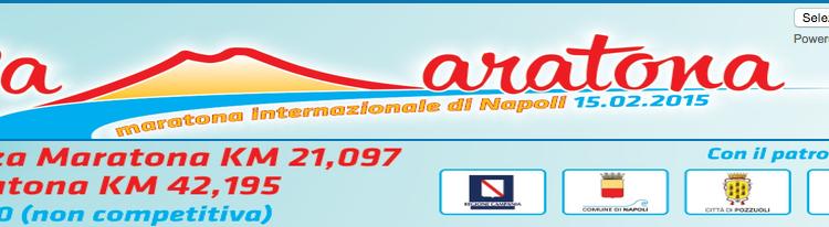 comunicato – maratona e mezza maratona di Napoli