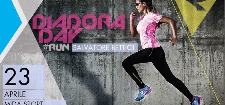 Diadora Day da Mida Sport con Salvatore Bettiol