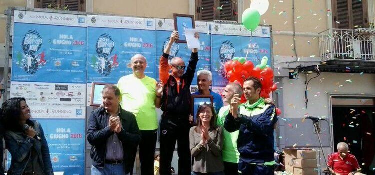 Ecco: questa è la Napoli Nord Marathon!